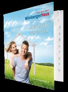 Hausideen in der WImbergerHaus Baufamilienmappe
