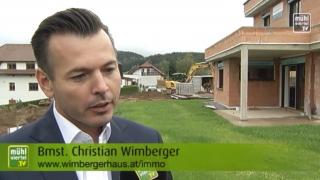 MühlviertelTV: WimbergerHaus – größter Arbeitgeber im Bezirk