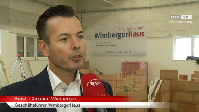 BTV: WimbergerHaus lud zur Bilanz-Pressekonferenz