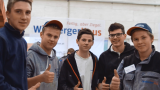 Lehrlinge bei WimbergerHaus
