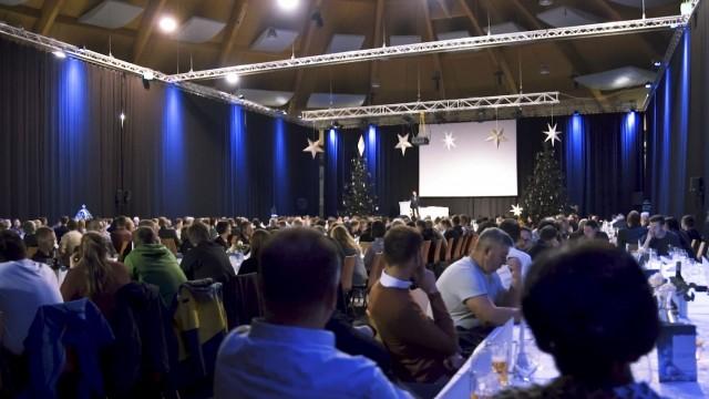 Weihnachtsfeier WimbergerHaus 2018