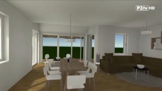 Virtueller Rundgang durchs zukünftige Haus