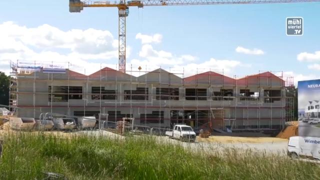 Bauverlauf WimbergerHof